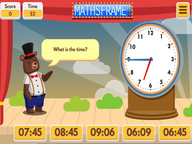 Most Popular Free Maths Games Mathsframe