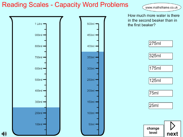 reading-scales--capacity-word-problems