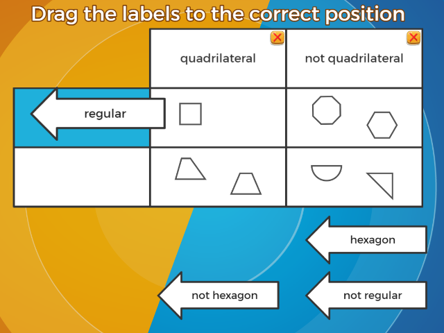 carroll-diagram--missing-labels--2d-shapes