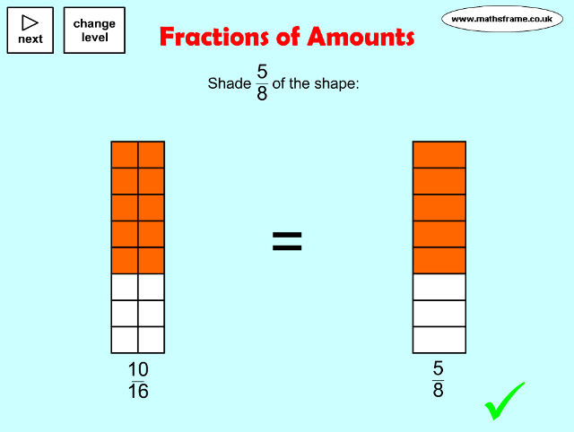 fractions-of-amounts