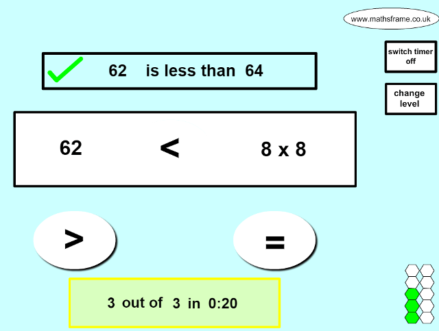 Recall multiplication and division facts for multiplication tables ...