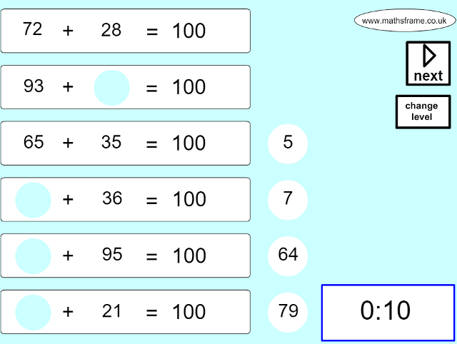 Add and subtract numbers mentally, including: a three-digit number ...