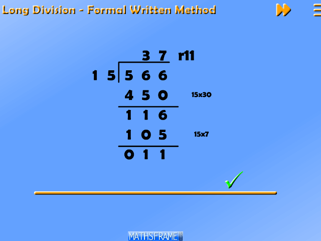 Long-Division-Formal-Written-Method