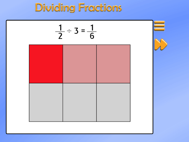 Dividing-Fractions