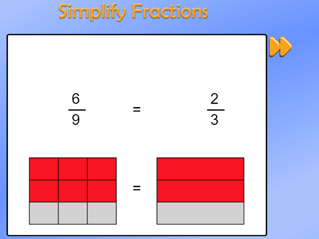Simplify-Fractions