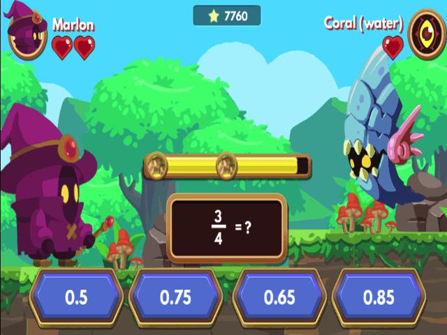 Marlons-Magical-Maths-Mission-Convert-Fractions-to-Decimals