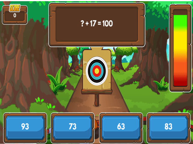 Archery-Arithmetic-Addition