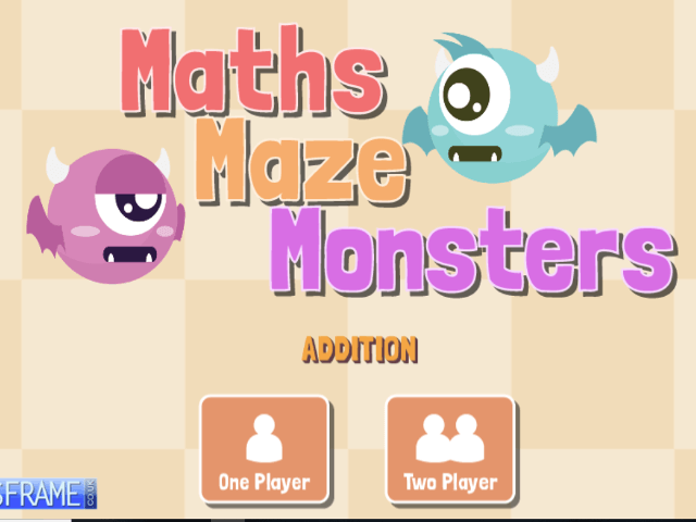 Maths-Maze-Monsters-Addition
