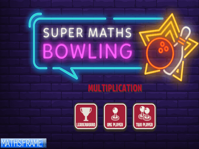 Super-Maths-Bowling-Multiplication