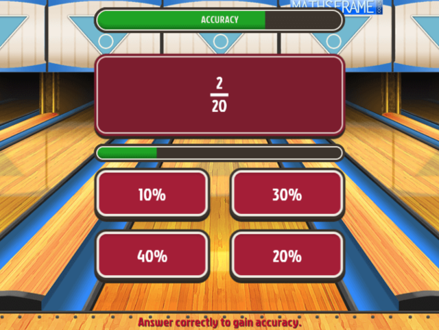 Super-Maths-Bowling-Convert-Fractions-to-Percentages