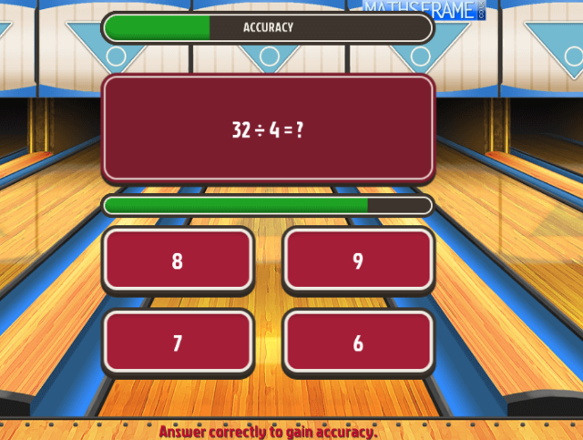 Super-Maths-Bowling-Division