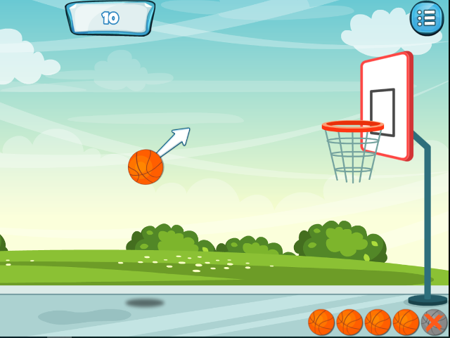 Basketball-Maths