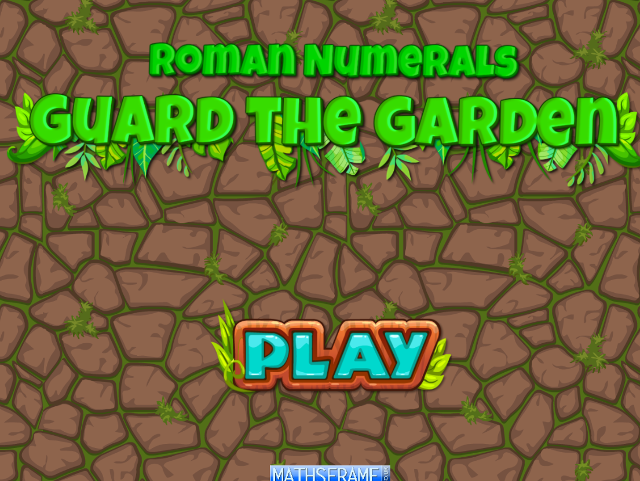 Roman-Numerals-Guard-the-Garden