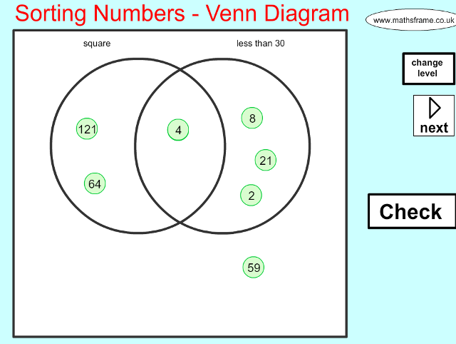 venn-sort-numbers